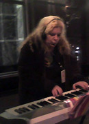 Gypsy Piano Blues @Malika's Gallery@East Coast Crab