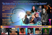 Living Legends & More Jazz Panel Discussion & Jam Session