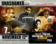 DAY OF DISCIPLESHIP featuring UNASHAMED TOUR 2010