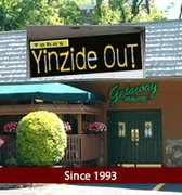 YINZIDE OUT showcase @ Getaway Cafe, PGH PA. 15236     ~open stage~