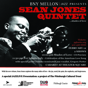 BNY Mellon present the SEAN JONES QUINTET