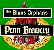 The Blues Orphans Penn Brewery April Fool's Day party
