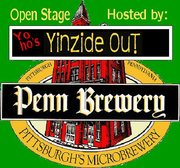 Yinzide Out ~open stage~ Third-Thursdays at Penn Brewery