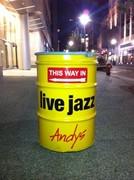 Guitar Wednesday at Jazz at Andys Fairmont Pittsburgh featrues John Marciniyz