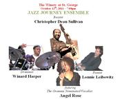 The HARVEST JAZZ CONCERT