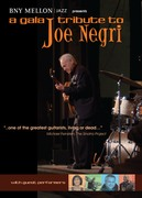 BNY Mellon Jazz Presents A Gala Tribute to Joe Negri