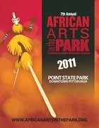 The 2011 7th Annual African Arts in the Park at Point Sate Park, Downtown Pittsburgh