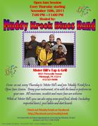 Open Jam Session hosted by Muddy Kreek Blues Band