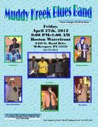 Muddy Kreek Blues Band at Boston Waterfront