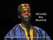 "Ahveekhy's ""Smooth Jazzy Afro-Soul"""