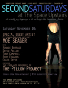 SECOND SATURDAYS at The Space Upstairs