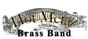 Hot Metal Brass Band at Hamilton Church's Jazz Service