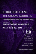 THIRD STREAM: The Groove Aesthetic