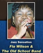 JT's Smooth Jazz & R&B - Featuring Flo Wilson & The Old School Band