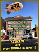 Brookline Pub open stage SUNDAYS with Yinzide Out