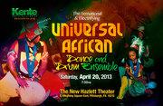 UNIVERSAL AFRICAN DRUM & DANCE ENSEMBLE