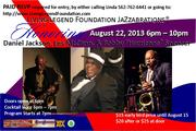 August Living Legend JazZabration®