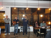 BLUES ORPHANS TRIO at VIVO KITCHEN in SEWICKLEY
