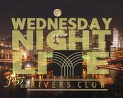 Jazz Night at the Rivers Club w/KENNY BLAKE