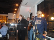 BLUES ORPHANS at VIVO KITCHEN in Sewickley