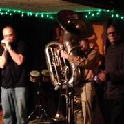 Room 565 Live with the Blues Orphans