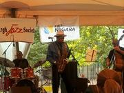 CJ's Saturday jazz session with Tony Campbell and Jazzsurgery