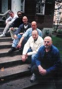 Blues Orphans 6 pc Band at Penn Brewery at new time