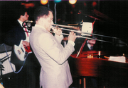 TROMBONE TRIBUTE TO JAZZ ICON HAROLD BETTERS