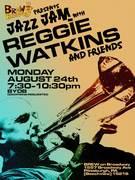 Jazz Jam with Reggie Watkins & Friends