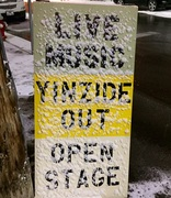 Open Stage WEDNESDAYS with yoho's Yinzide Out