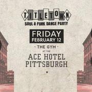 TITLE TOWN Soul & Funk Dance Party