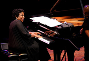 GERI ALLEN performs for CENTRAL BROOKLYN JAZZ FESTIVAL