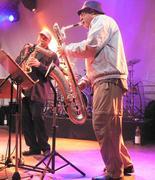 Jazz Poetry: Hamiet Bluiett & Roger Humphries