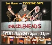 Tuesday Jam with Jimi Hamel & Yinzide Out