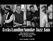 Rocks Landing Bar and Grille Sunday Groove with Tony Campbell