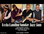 Rocks Landing Smooth Jazzsurgery Sundays w Tony Campbell