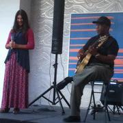Jessica Lee &  Mark Strickland Jazz Duo at Hilton Garden Inn PGH Airport!