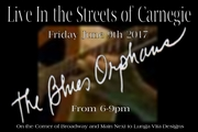 BLUES ORPHANS to play Carnegie Art Crawl