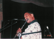 Ronnie Jones Live @ Muddy Waters Oyster Bar..featuring a special guest