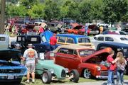 Creeper's Car Club Car Show -Marietta, GA