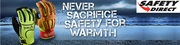 Bag your Cold Resistant Leather Gloves in Ireland at SafetyDirect.ie
