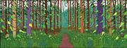 MEDIA EVENT van Gogh Museum 'David Hockney Awakening of Spring'