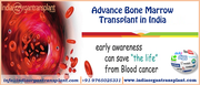 Medical Tourists can get the Best and Affordable Bone Marrow Transplant in India