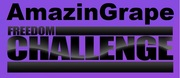 AmazinGrape Freedom Challenge