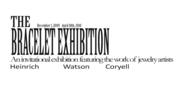 J Cotter Gallery Bracelet Exhibition