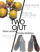 TWO/OUT - Opening Reception