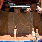 WORKSHOP: Construção de Marionetas de Vara   Mar-Marionetas 2019