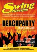 swingsteesjun beach party Riche aan Zee