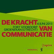 Logeion-congres 'De kracht van communicatie'