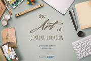 """""""The Art of Content Curation"""""""
